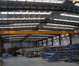 Material-handling-crane